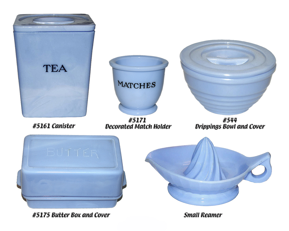 Jeannette Delphite Kitchenware One