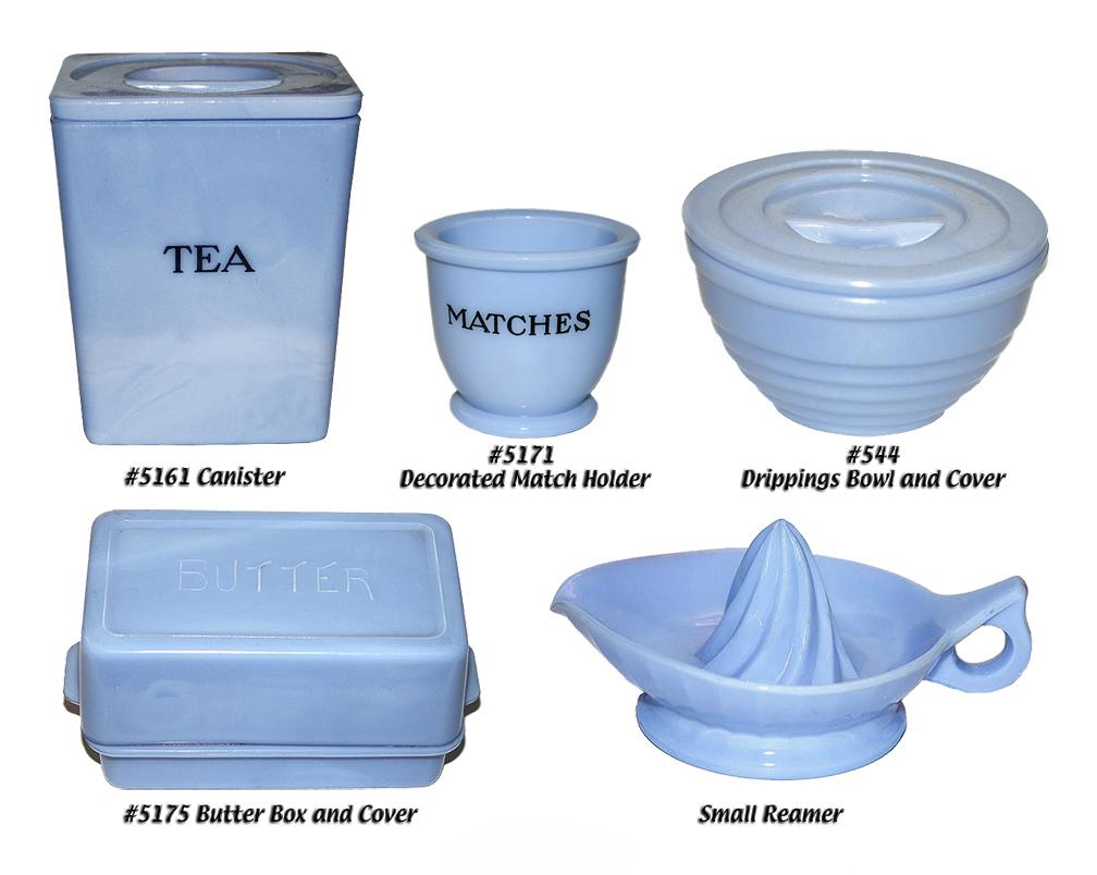 Jeannette Delphite Kitchenware One