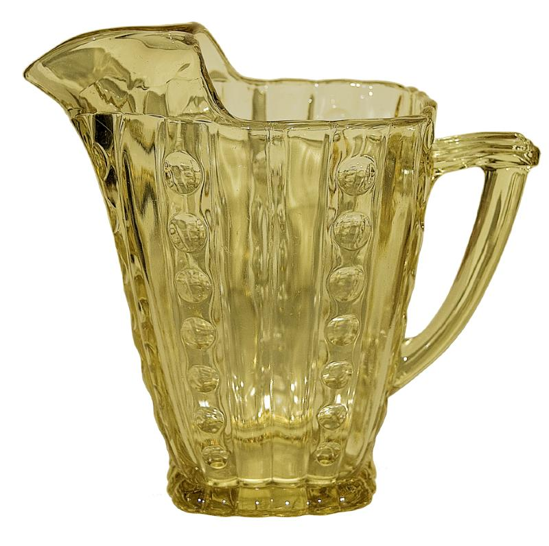 Heisey Old Sandwich Pitcher / Jug