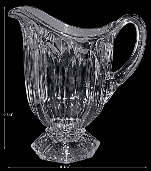 Heisey Puritan Pitcher / Jug