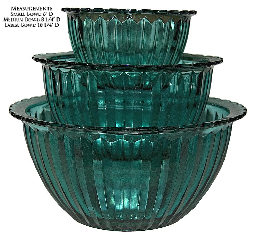Jeannette Jenny Ware Bowl Set