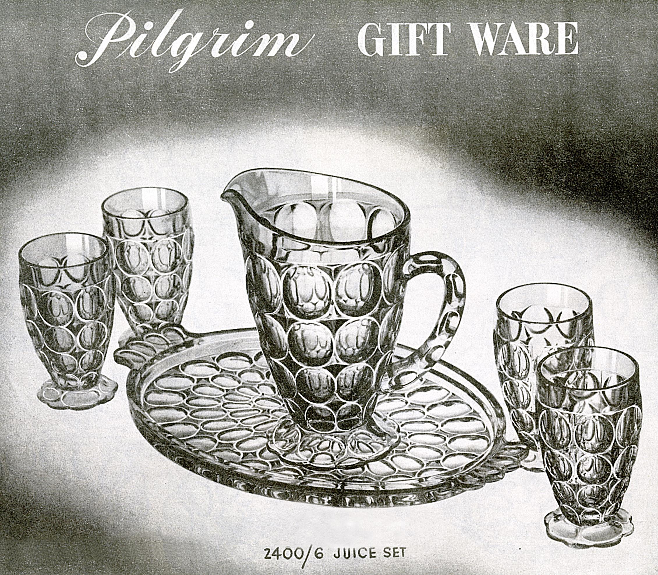 Jeannette Pilgrim Catalog Page