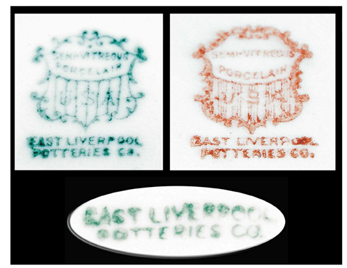 The East Liverpool Potteries Company