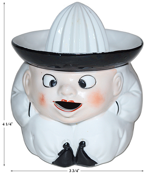 German Cross Eyed Clown Reamer