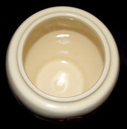 Desert Rose Potpourri Jar Inside