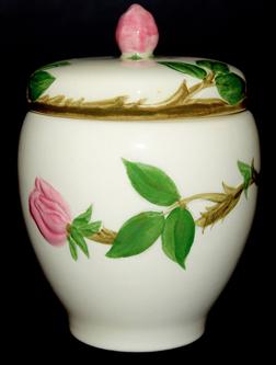 Franciscan Ginger Jar TOS