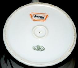 Frauenfelter Deco Teapot Bottom
