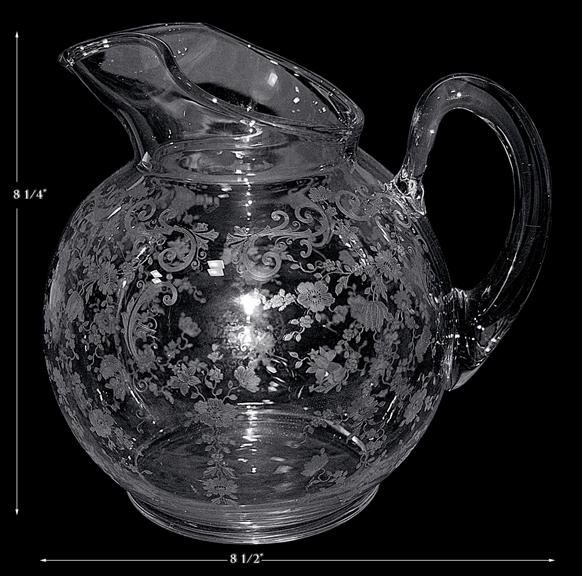 Cambridge Chantilly 1561 Jug / Pitcher