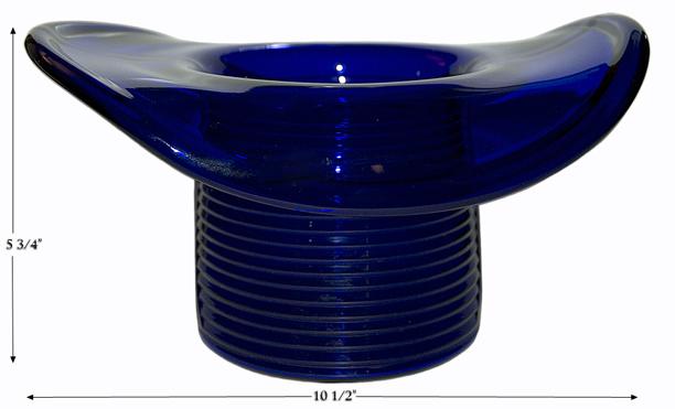 Cambridge Tally Ho Large Hat Vase