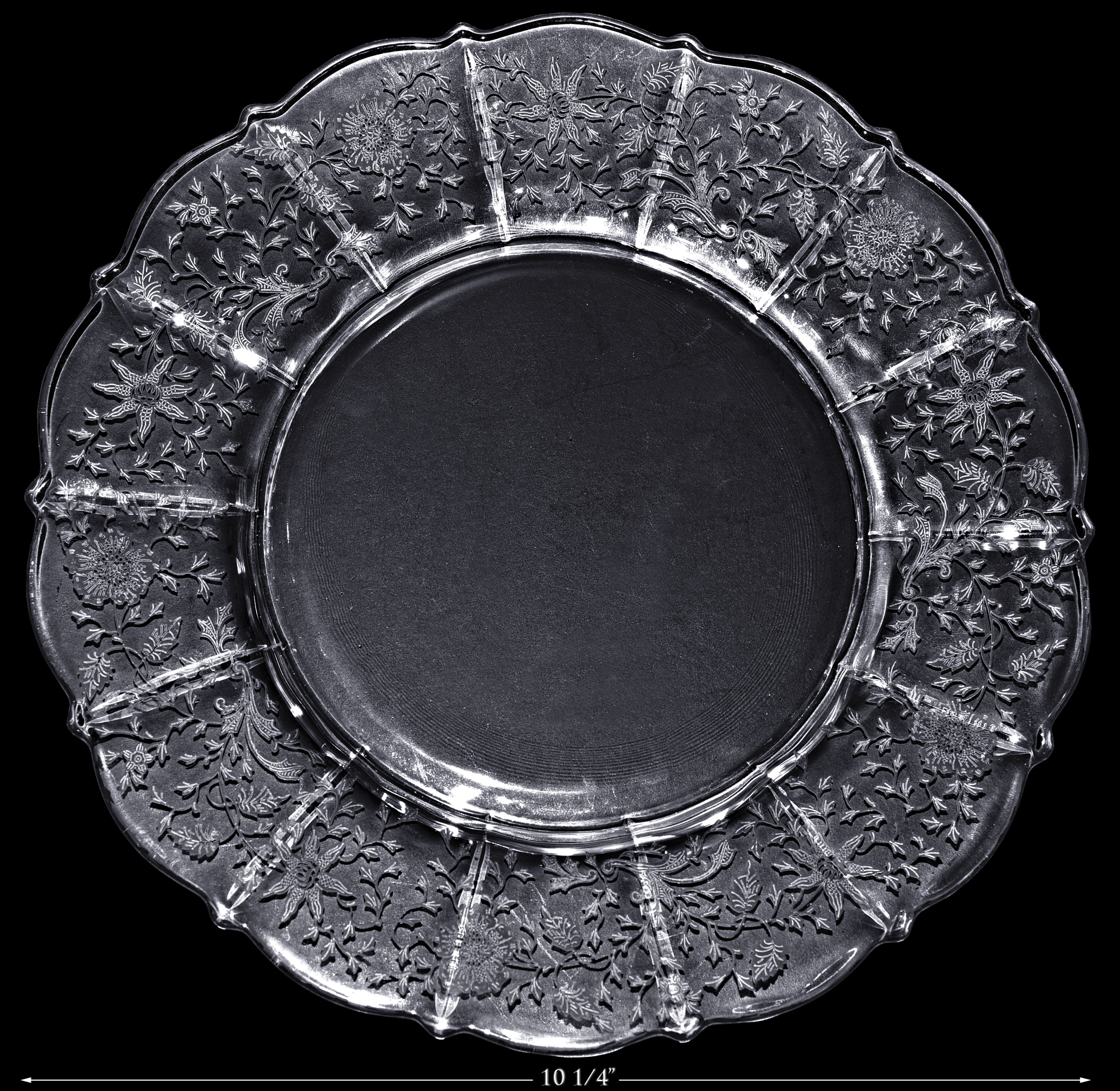 Cambridge Wildflower Dinner Plate