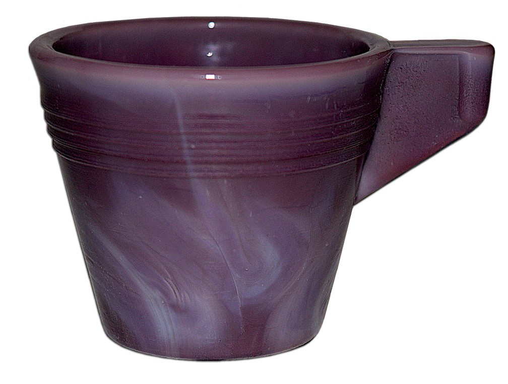 Alley Agate Chiquita Rarely Found Purple Child's Cup