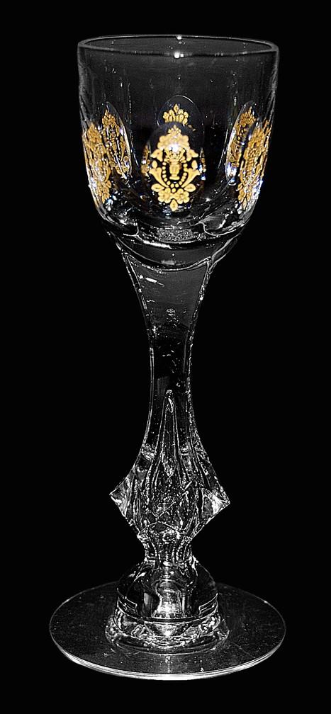 Tiffin / U.S Glass Pa Lais Versailles #17594 Cordial Goblet