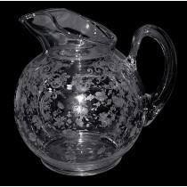 Cambridge Chantilly #1561 86 Ounce Jug / Pitcher - SCARCE DONE