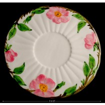 Franciscan Desert Rose SCARCE Round Trivet - U.S.A. Mark