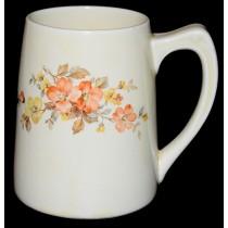 Hall China Gaillardia Tankard Mug