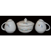 Hall China Wildfire Drip / Range Set - Sani Grid Shakers and Drip Jar