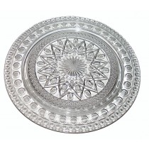 Imperial Cape Cod Crystal #160/62 Birthday Cake Plate
