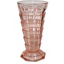 Indiana Tea Room Pink Footed Ice Tea Tumbler