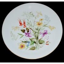 """Noritake Mystery #164 Dinner Plate, 10 1/2"""""""