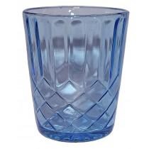 U.S. Glass Aunt  Aunt Polly Blue Tumbler
