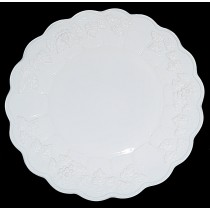 Westmoreland Paneled Grape Dinner Plate
