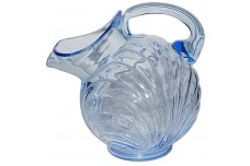 Cambridge Caprice Moonlight Blue #179 - 32 ounce Ball Juice Pitcher / Jug  SCARCE