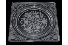 Duncan and Miller First Love DECO Scarce Square Terrace Salad Plate