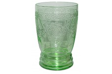 Federal Green Georgian Lovebirds 9 oz. Tumbler