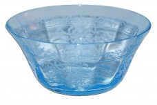 Fostoria June Blue #869 Finger Bowl