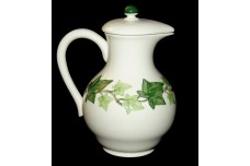 Franciscan Ivy Carafe / Coffee Pot with Lid