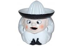 German Early Figural Clown (Cross Eyed Jester) Reamer