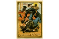 Great American Tea Company A Brandy Smash Trade Card
