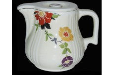 Hall China #488 Radiance No. 3 Kitchen Pitcher / Covered Jug