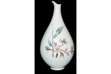 Hall China Peach Blossom Eva Zeisel Deco Mid Century Modern Vinegar Bottle