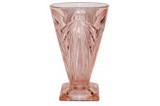 Indiana Pyramid Pink Footed 8 Ounce Tumbler