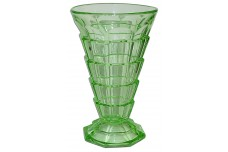 Indiana Tea Room Green Footed Ice Tea Tumbler
