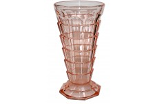 Indiana Tea Room Pink Footed Ice Tea Tumbler