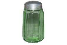 Paden City Depression Green #401 Sugar Shaker or McKee #20 Sugar Shaker