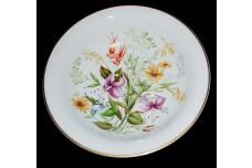 Noritake Mystery #164 Flat Soup Bowl