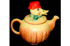 Regal Old McDonald Farm Series #391 Duck Teapot - Vintage - PERFECT