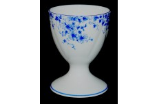 Shelley Dainty Blue Egg Cup on Dainty Blank