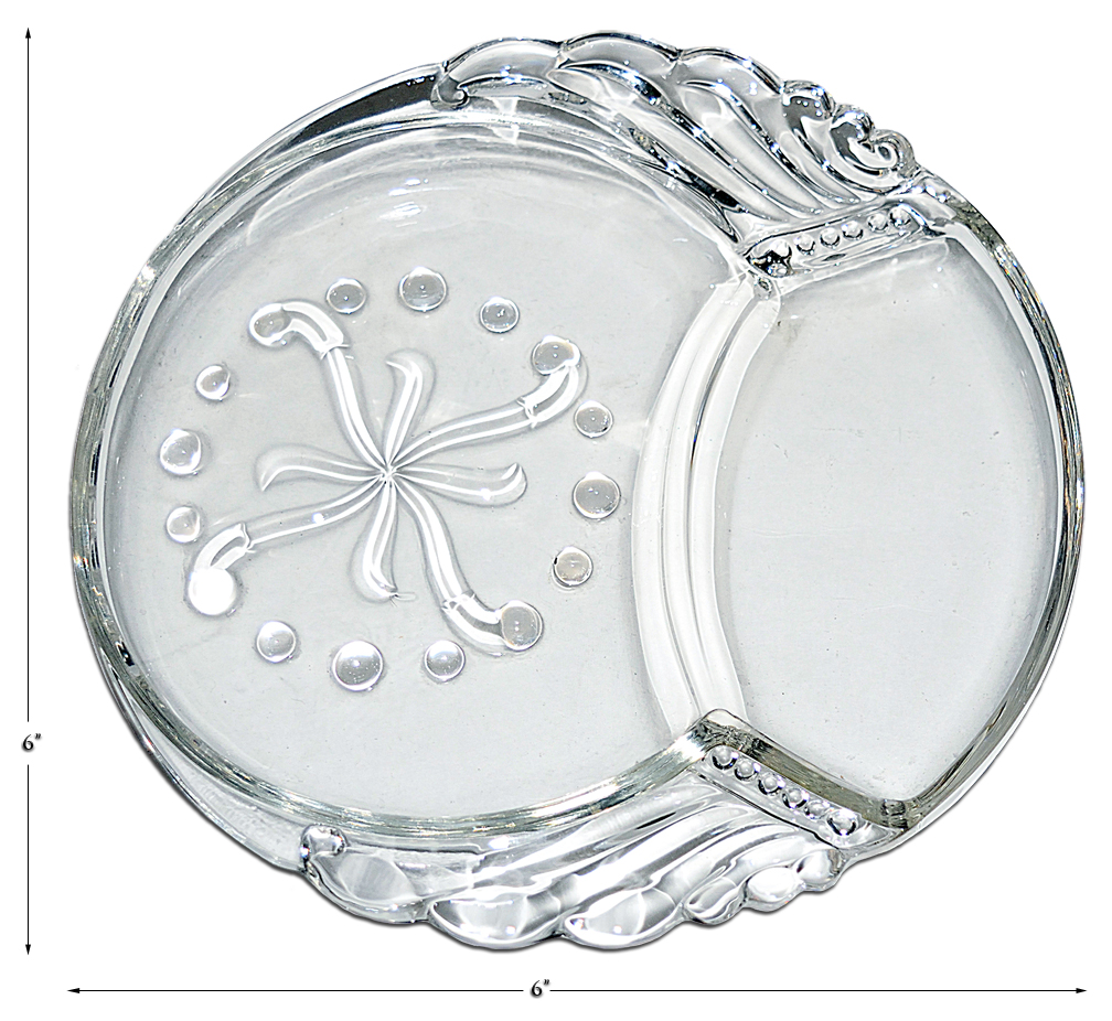 Federal Columbia Snack Plate