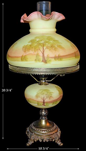Scenic Large Student Lamp