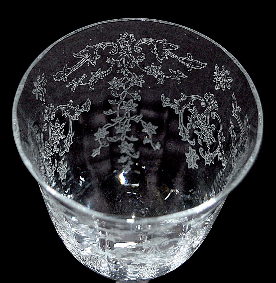 Fostoria Crystal Patterns Awesome Inspiration Ideas