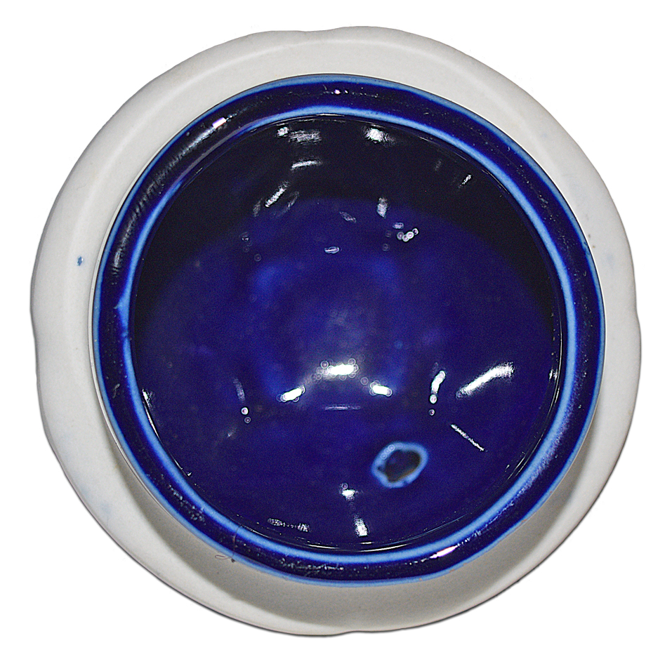 Hall Grape Thorley Cobalt Teapot Lid