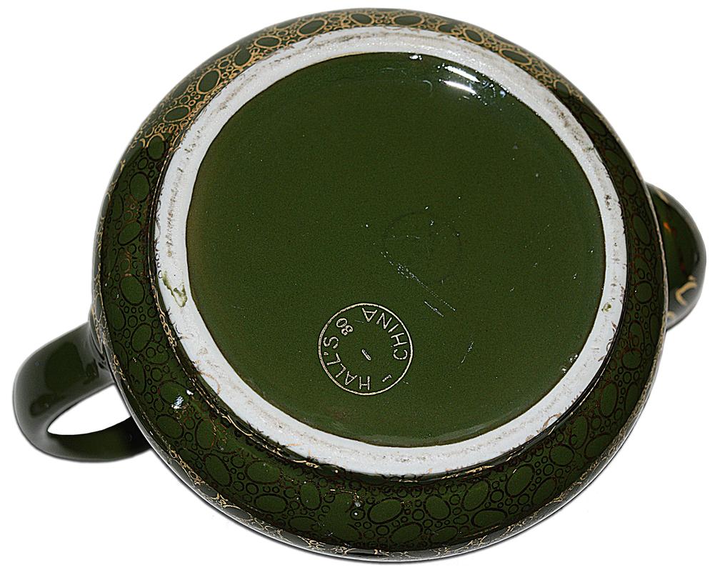 Hall Philadelphia Bubble Teapot Backstamp