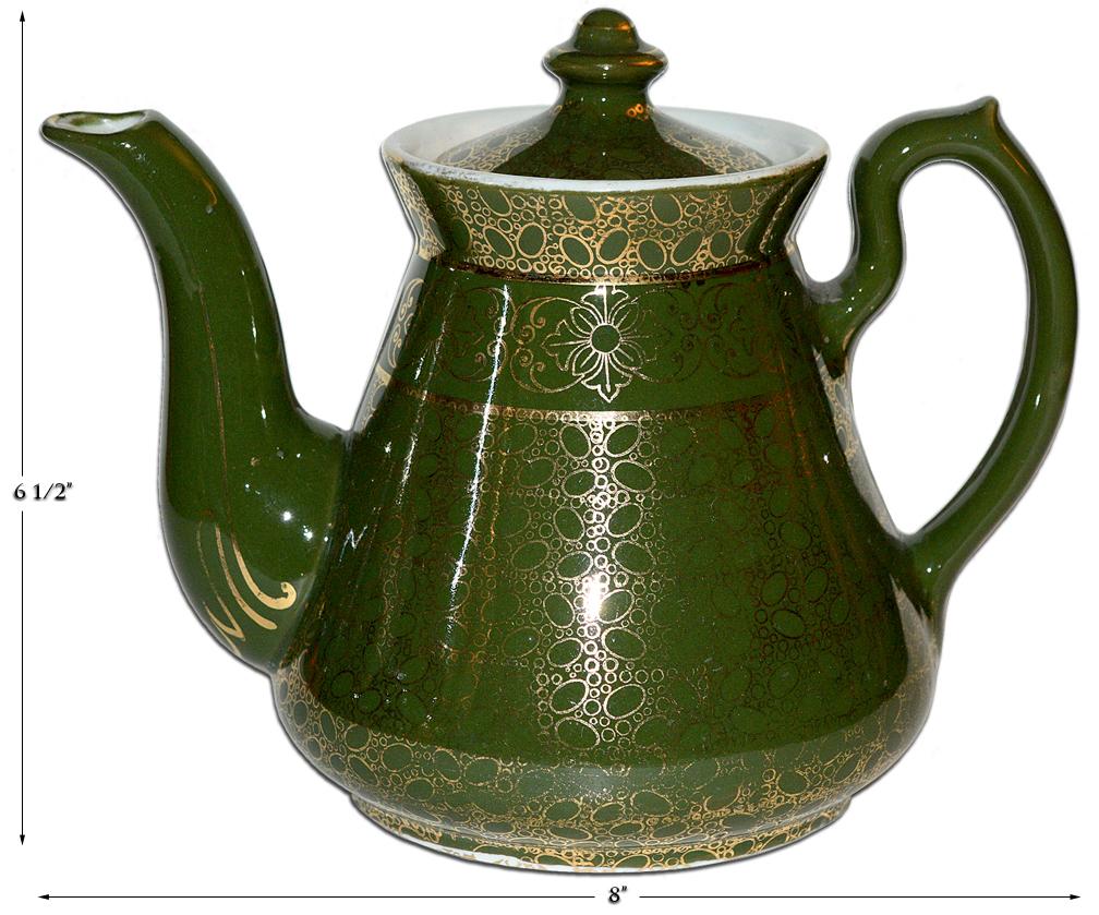 Hall Philadelphia Bubble Teapot