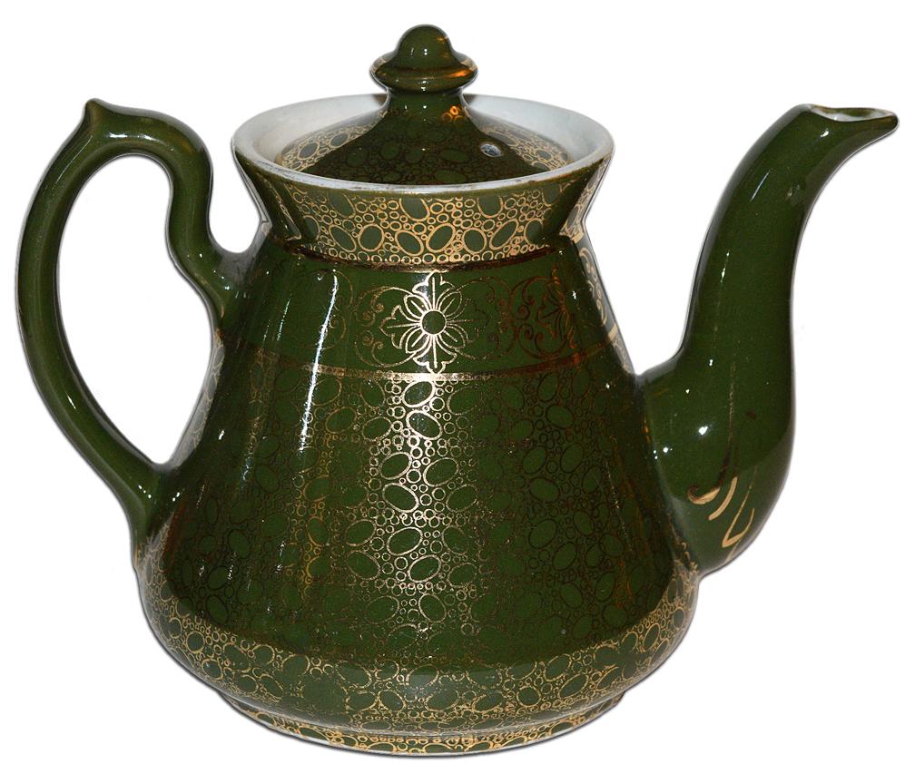 Hall Philadelphia Bubble Teapot TOS