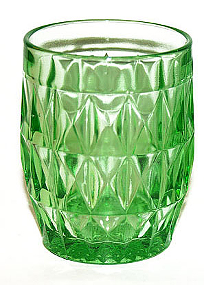 WINDSOR Green 9 oz  Tumbler