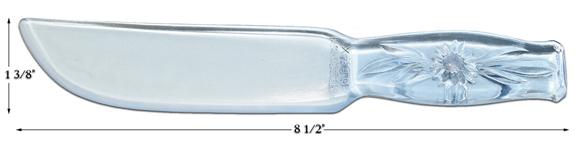 Dur-X Blue 5 Leaf Knife - Small
